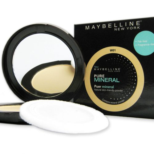 Пудра Maybelline Pure Mineral