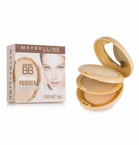 Пудра Maybelline 2в1 Super BB Dream Powder