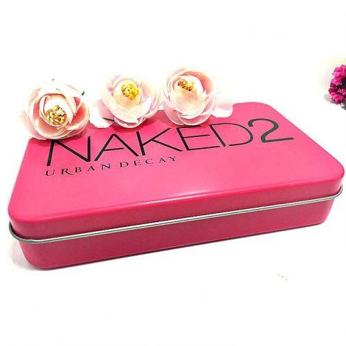Кисти Naked 2 Pink