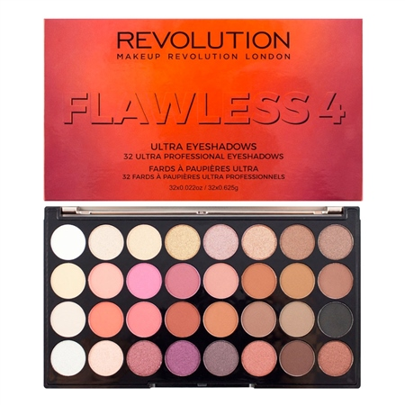 Палетка Makeup Revolution Flawless 4