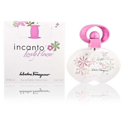 Salvatore Ferragamo Incanto Lovely Flower 100ml
