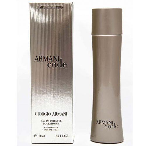 Armani Code Golden Edition 100ml