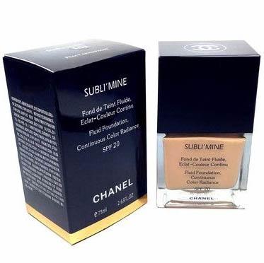 Тональный Крем Chanel Sublimine