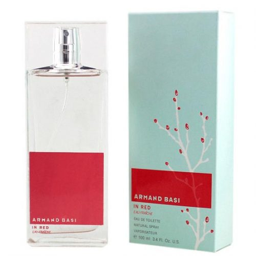 Armand Basi In Red Eau Fraiche 100ml