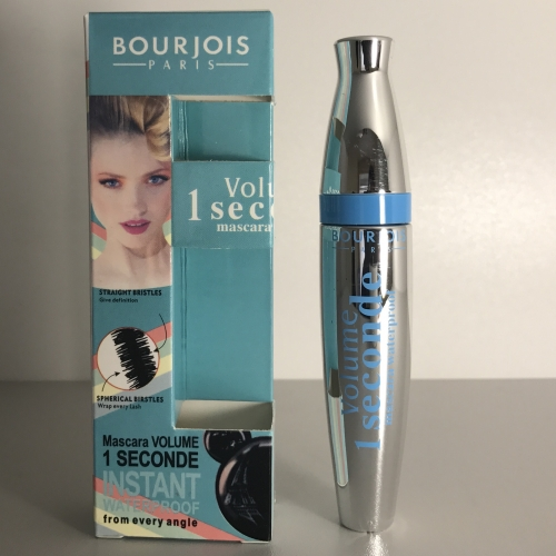 Тушь Bourjois 1 Seconde Blue