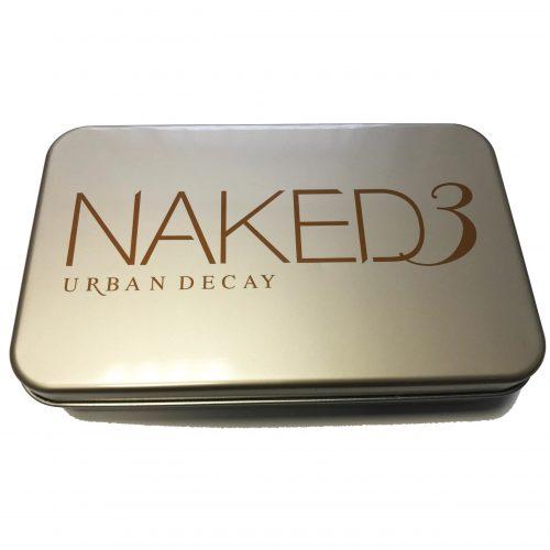 Кисти Naked №3 12 шт Metall