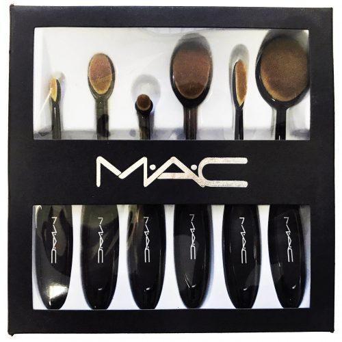 Кисти Mac 6 шт Планшет