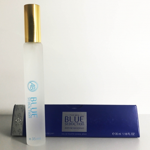 Antonio Banderas Blue Seduction for Men 35ml