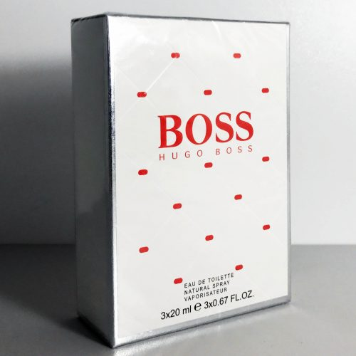 3x20ml Boss Orange