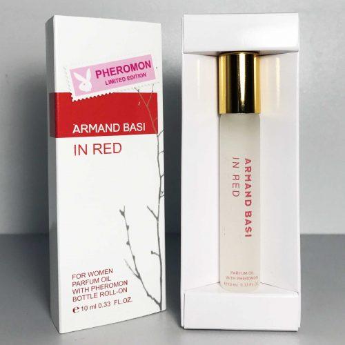 Armand Basi In Red феромоны