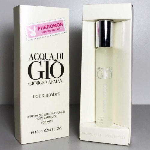 Armani Acqua Di Gio Man феромоны