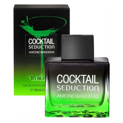 Antonio Banderas Cocktail Seduction in Black for Men 100ml