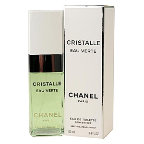 Chanel Cristalle Eau Verte 100 ml
