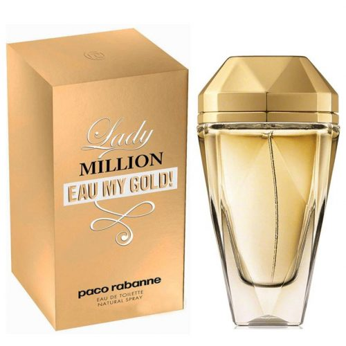 Paco Rabanne Lady Million Eau My Gold! 80ml