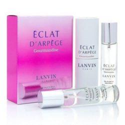3x20ml Lanvin Eclat d'Arpege Gourmandise