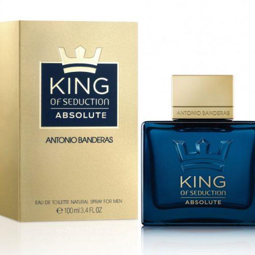 Antonio Banderas King of Seduction Absolute 100ml