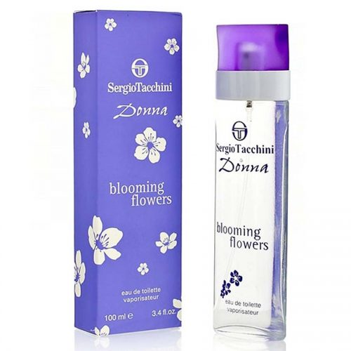 Sergio Tacchini Donna Blooming Flowers 100ml