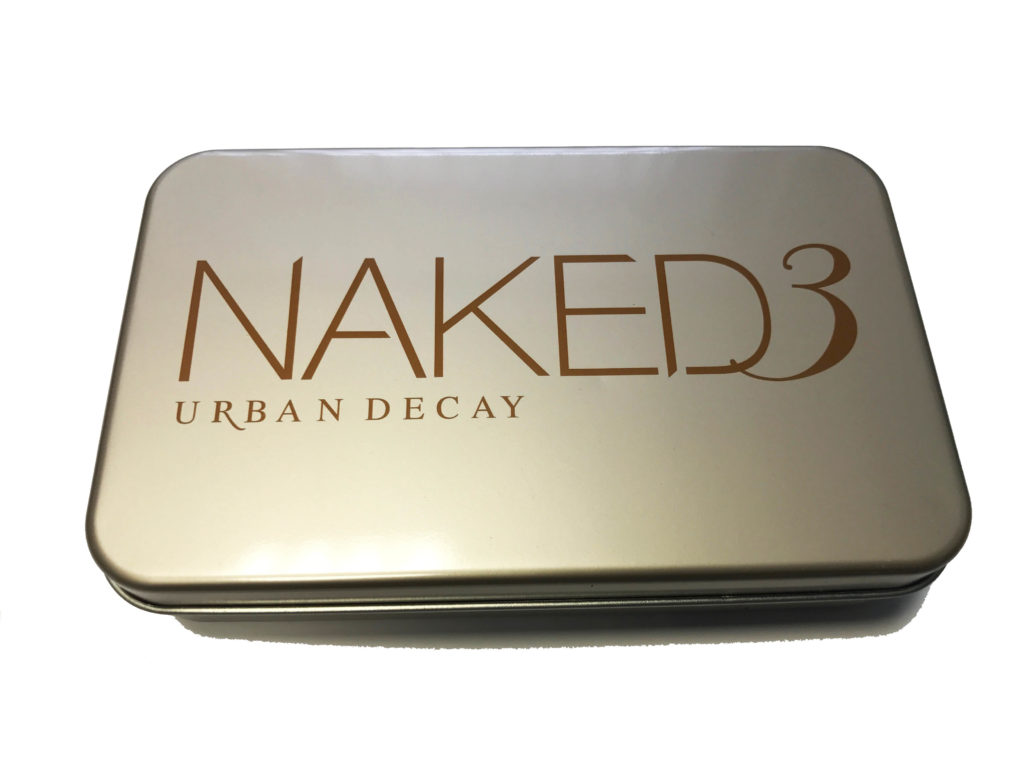 кисти urban decay naked 3
