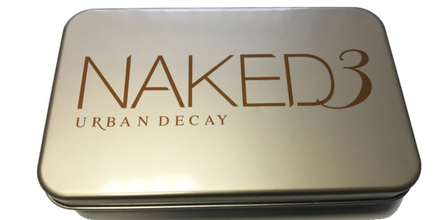 кисти urban decay naked 3