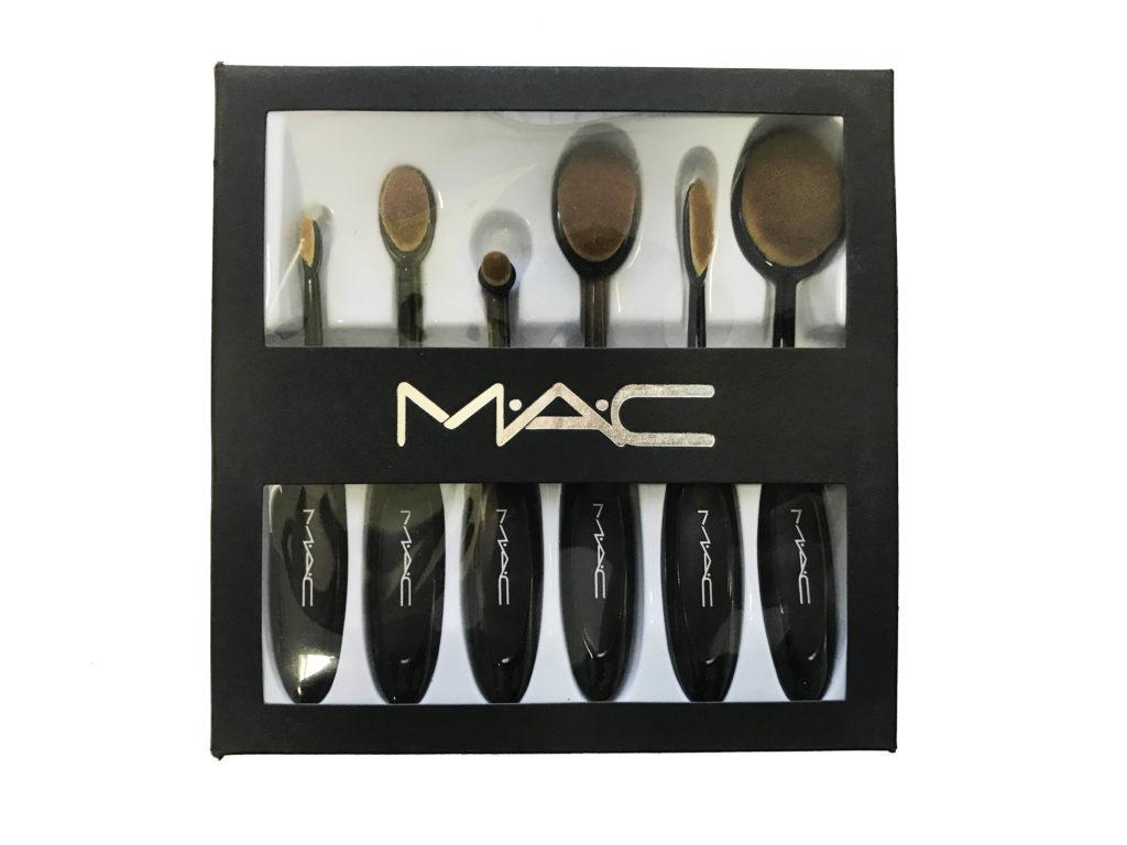 кисти MAC щетки 6 штук