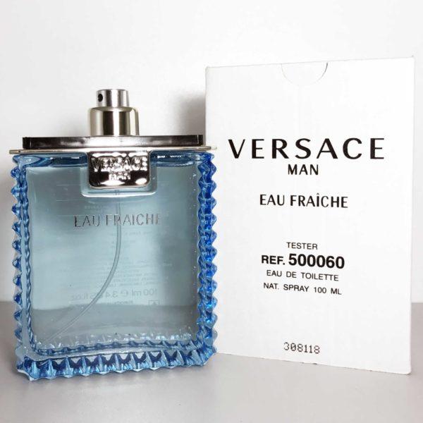 тестер Versace Man Eau Fraiche Gold Parfum