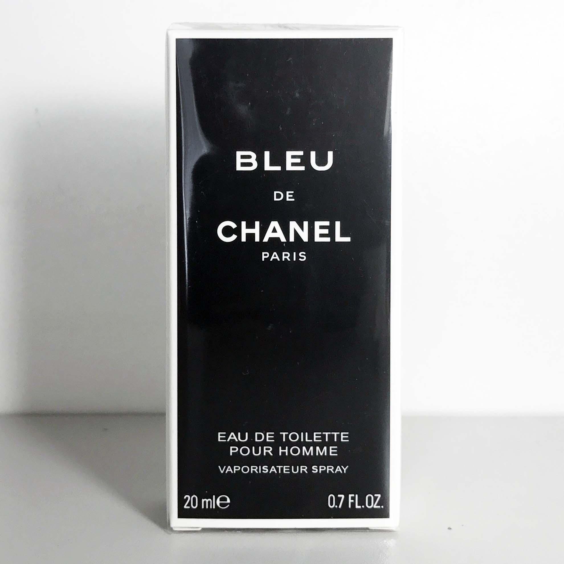 Chanel Bleu De Chanel 20ml Gold Parfum