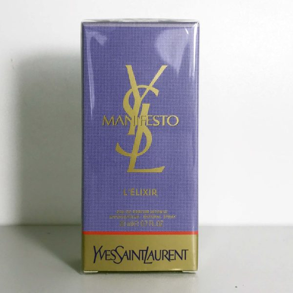 Yves Saint Laurent Manifesto Lelixir 20ml Gold Parfum