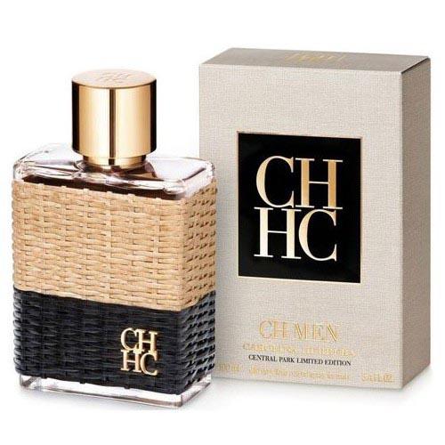 Carolina Herrera Ch Men Central Park 100ml Gold Parfum