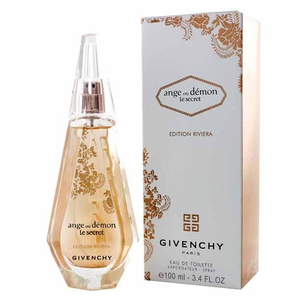 Givenchy Ange Ou Demon Le Secret Edition Riviera 100ml Gold Parfum