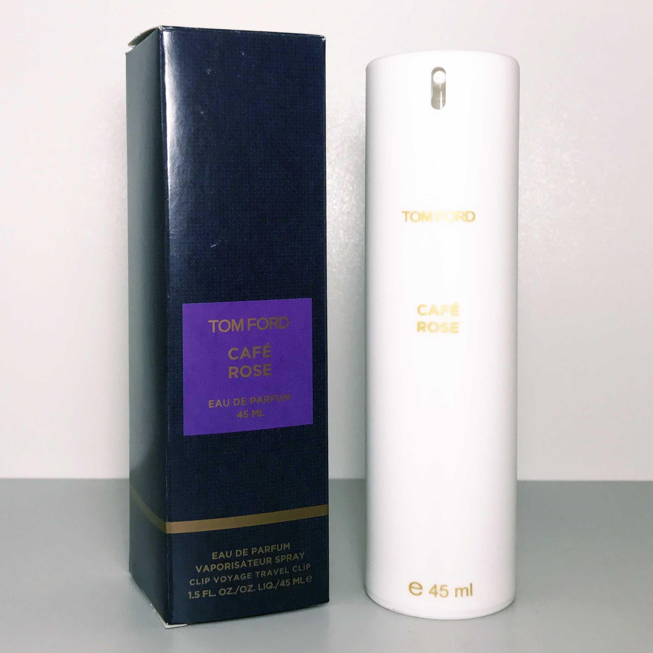 Tom Ford Cafe Rose 45ml Gold Parfum