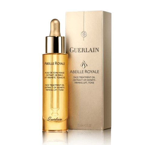 Guerlain Abeille Royale масло для лица Gold Parfum