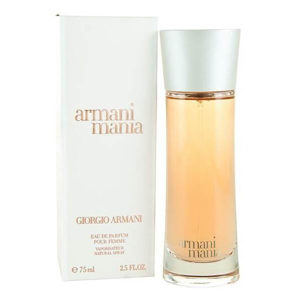 Giorgio Armani Armani Mania Pour Femme 100 Ml Gold Parfum