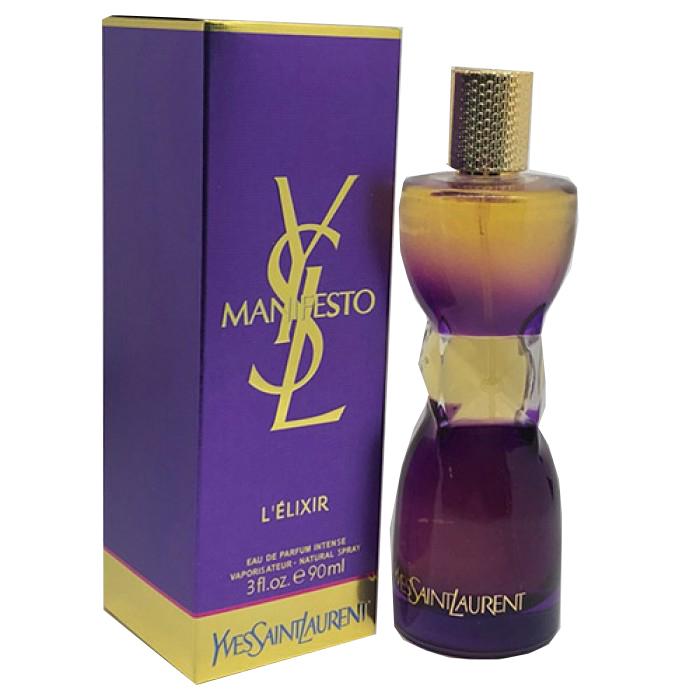 Yves Saint Laurent Manifesto Lelixir 90ml Gold Parfum